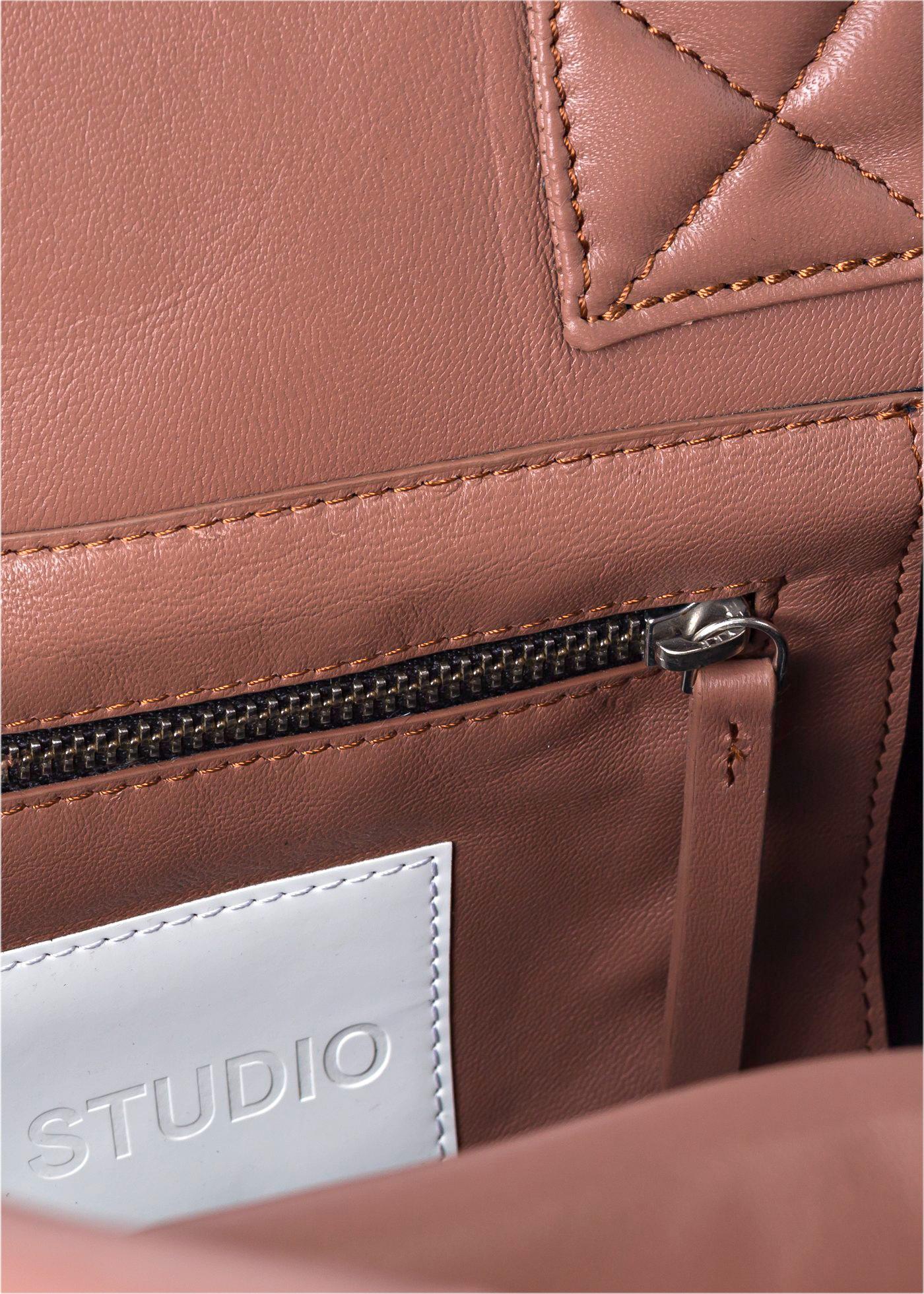 Dafne Leather Bag image number 3