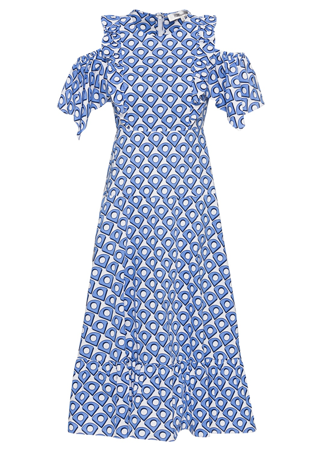 WOVEN DRESS image number 0