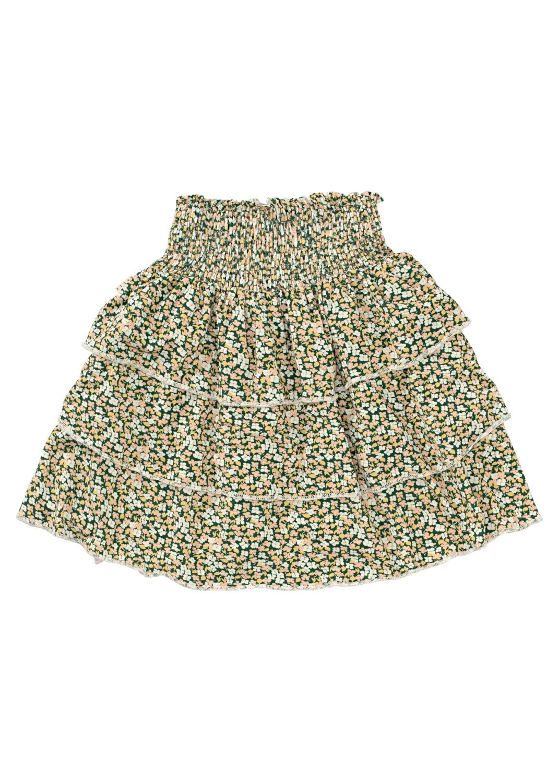 Miux Short Flower Skirt image number 1