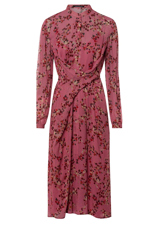 Kleid mit Kirschblüten-Print image number 0