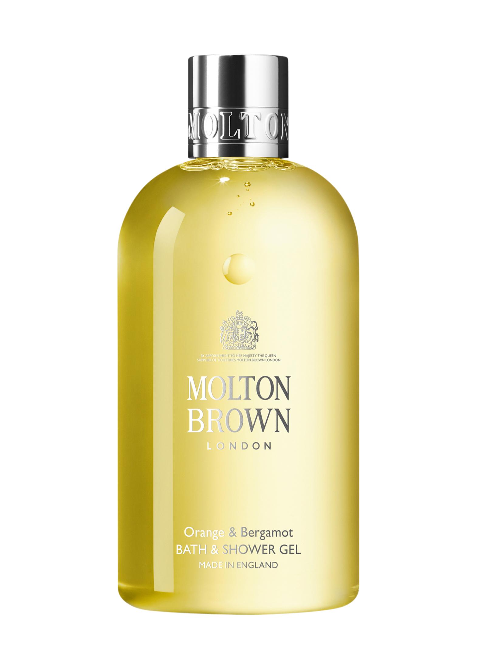 Orange & Bergamotte Bath & Shower Gel image number 0