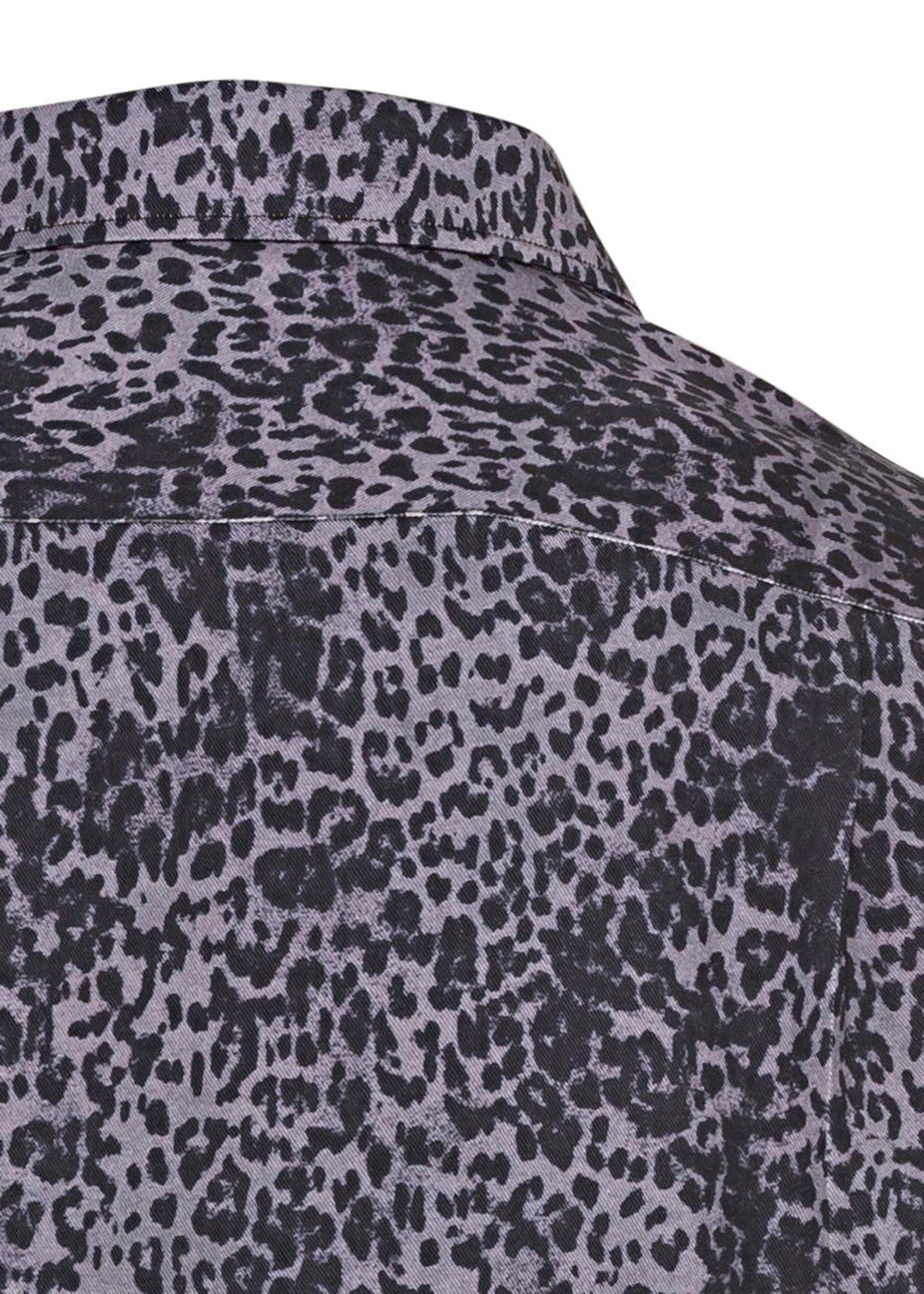 jungle ss shirt black leopard image number 3