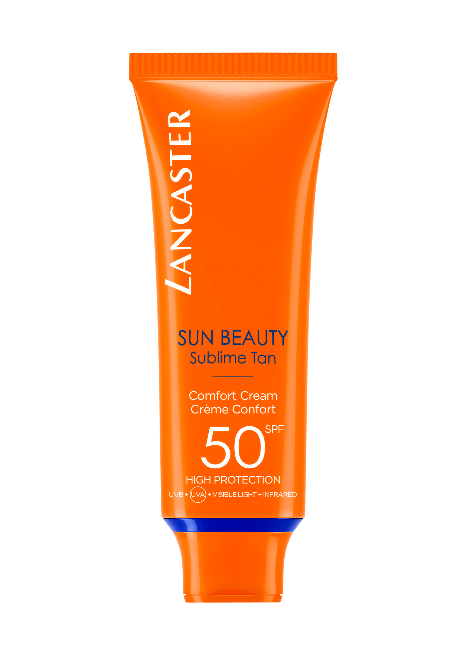 LANC., SUN CARE COM.TOUCH CR. SPF50 50ML image number 0