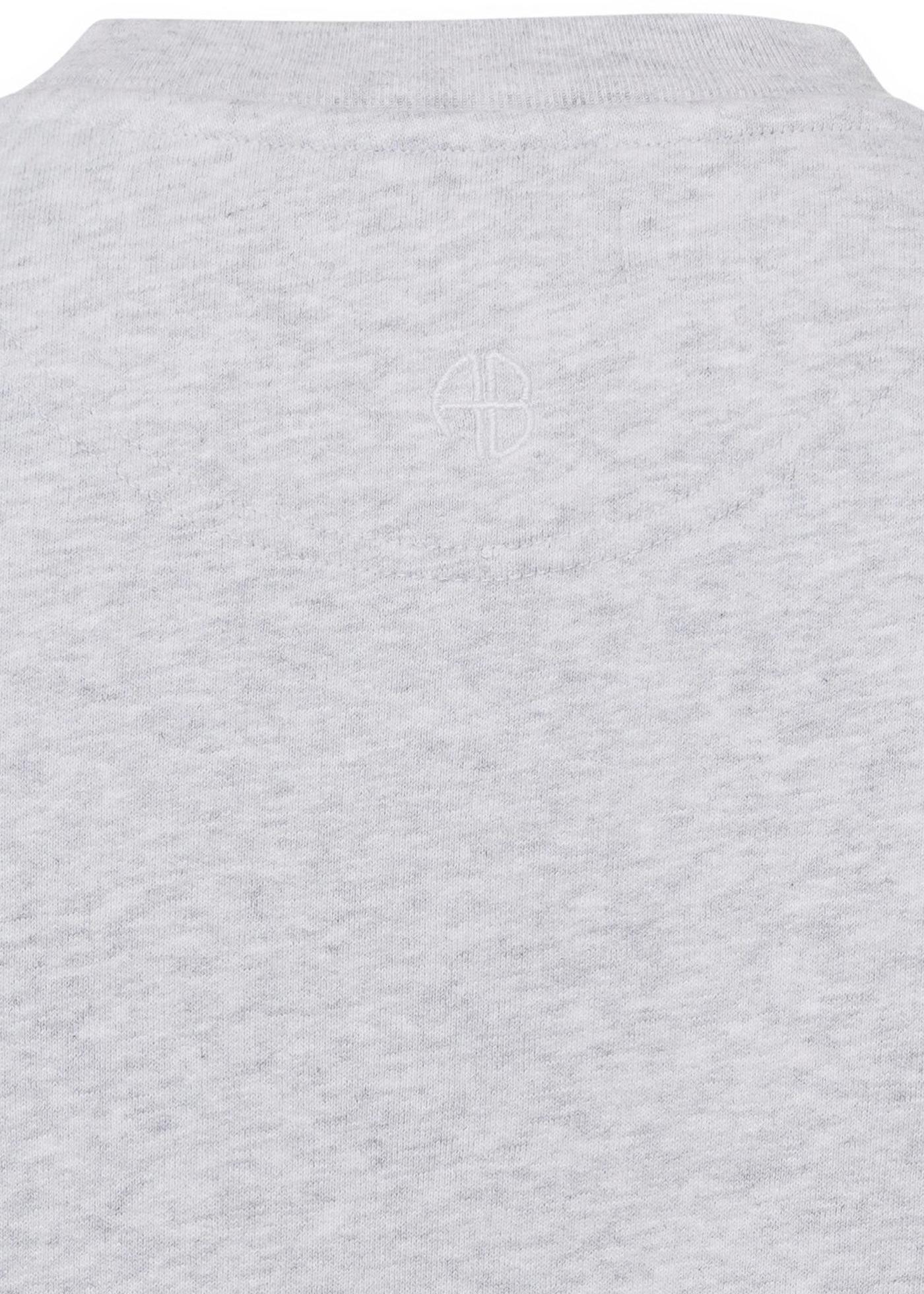 RAMONA SWEATSHIRT AB X TO KATE MOSS - HEATHER GREY image number 3