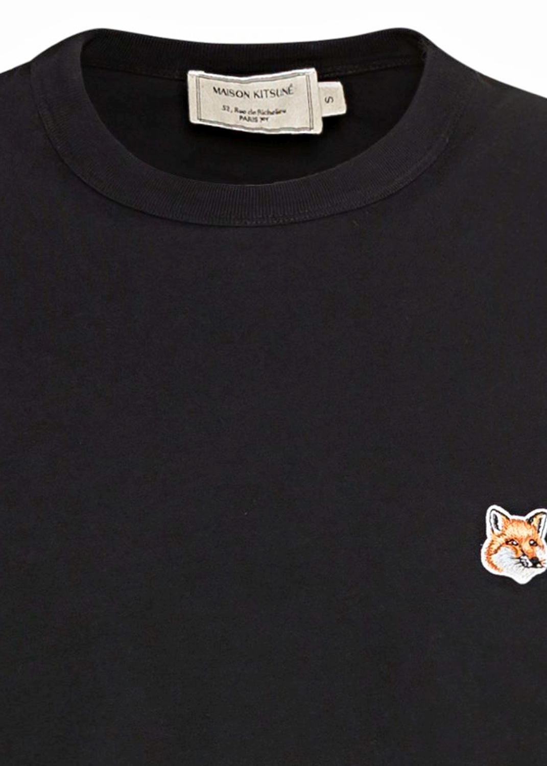 TEE-SHIRT FOX HEAD PATCH image number 2