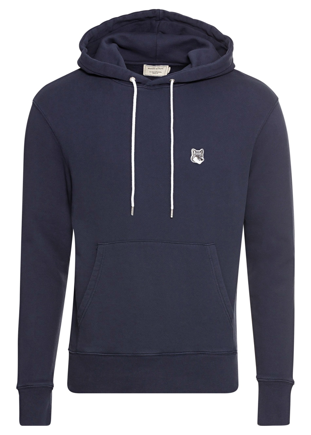 GREY FOX HEAD PATCH CLASSIC HOODIE image number 0