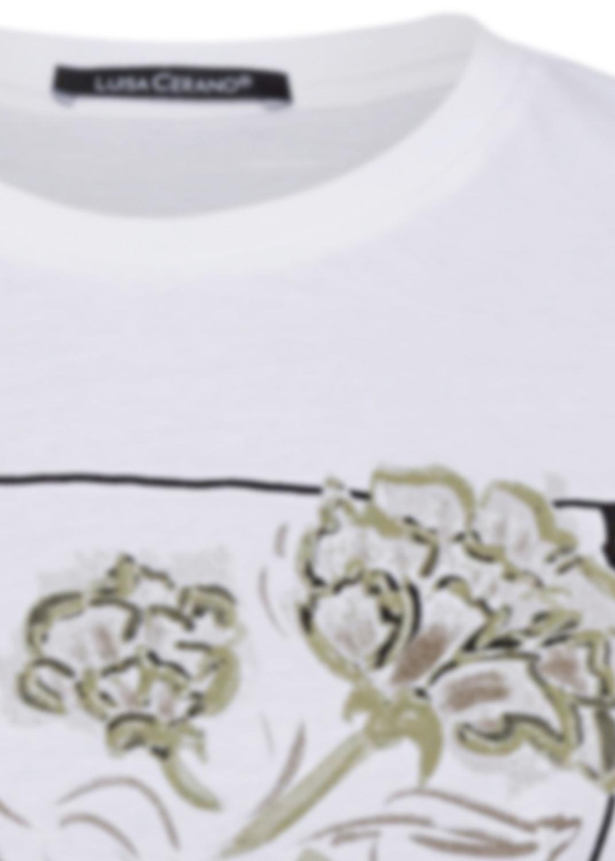 T-Shirt mit Blumen-Print image number 2
