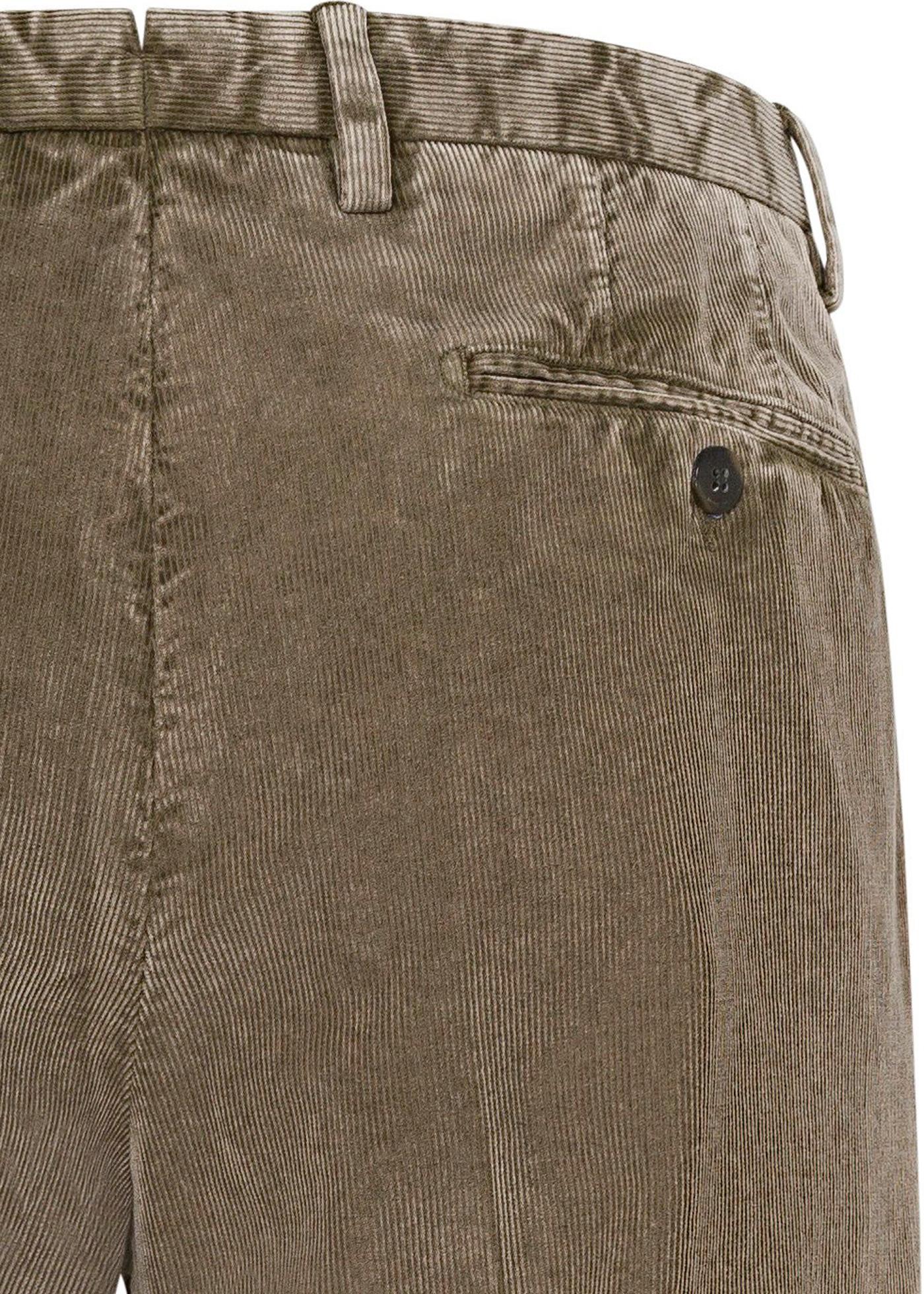 Washed Corduroy Pants image number 3