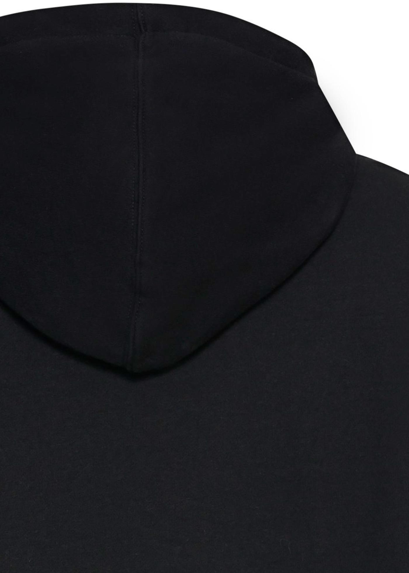 kross biggie hoodie jet black image number 3