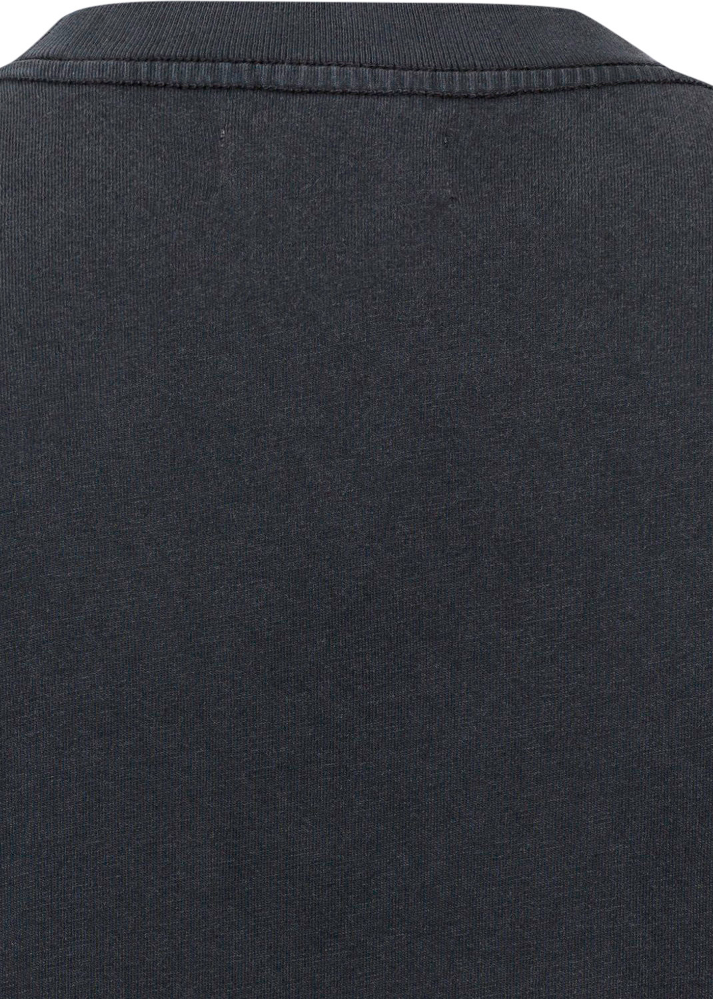 LILI TEE EAGLE - WASHED BLACK image number 3