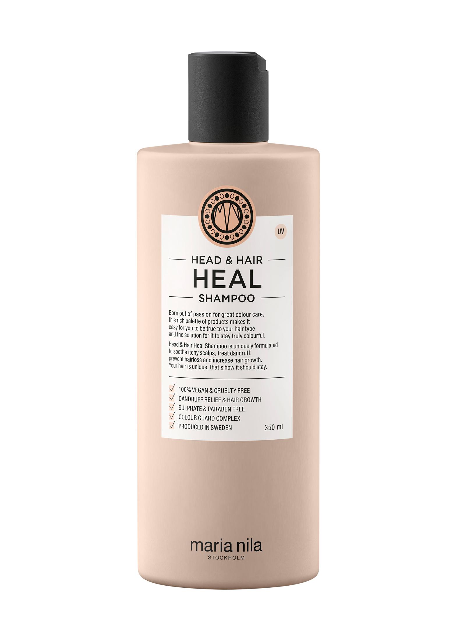 Head & Hair Heal Shampoo image number 0