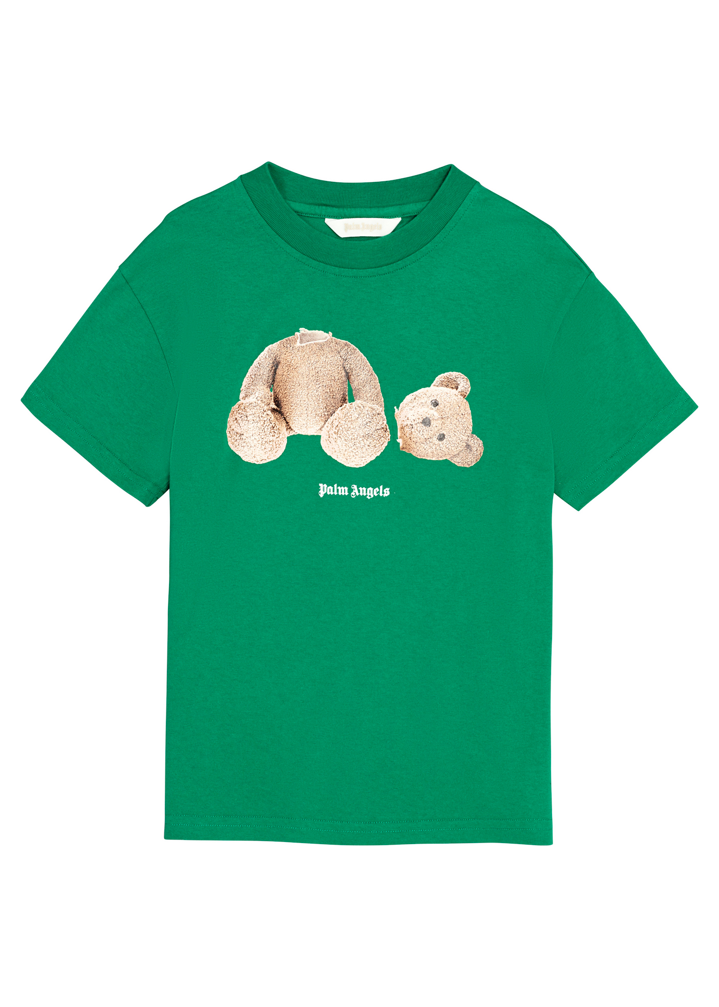 PALM ANGELS BEAR TEE S/S image number 0