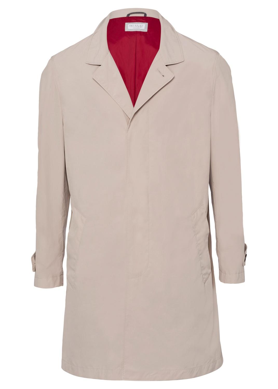 Nylon Raincoat image number 0
