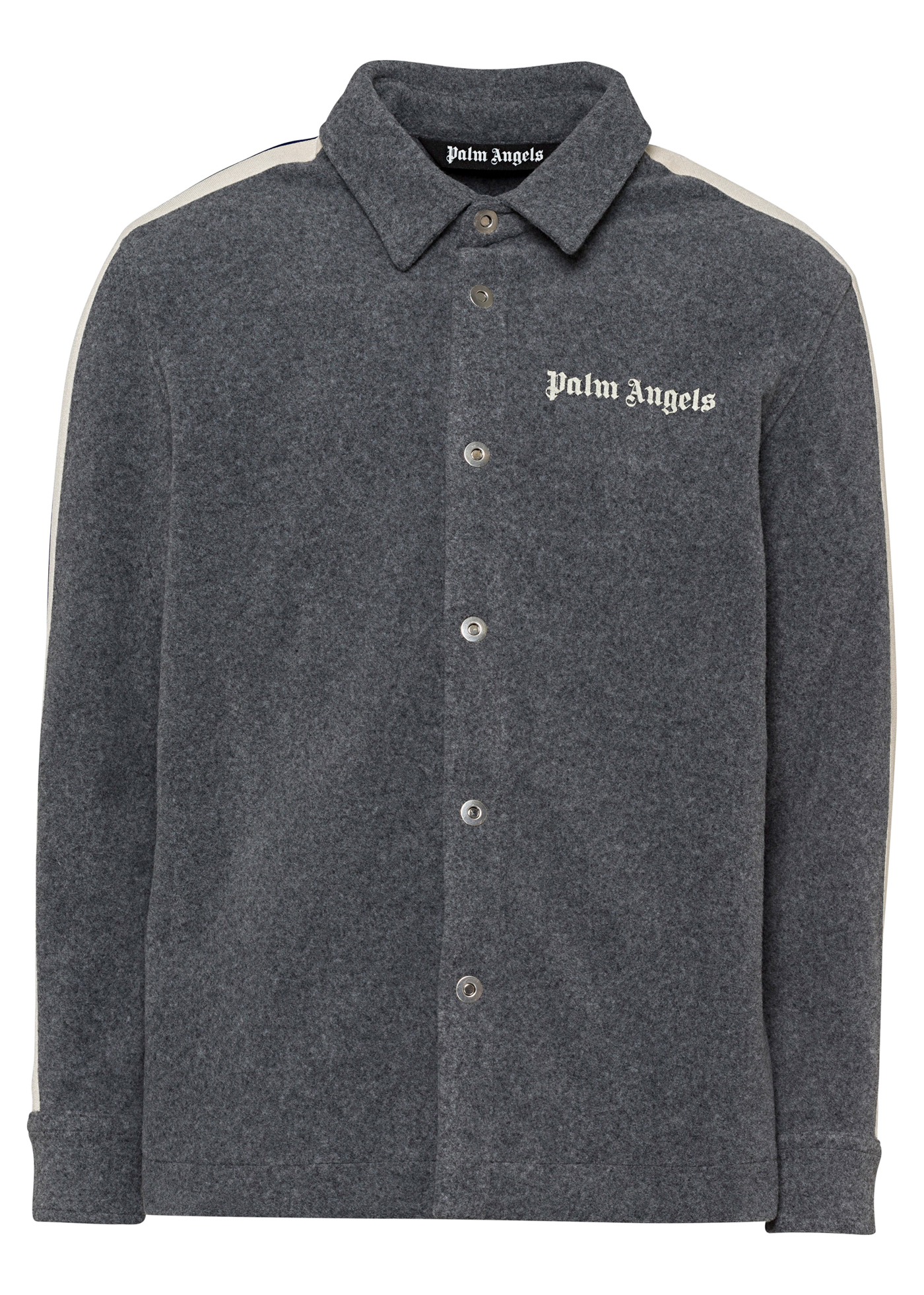 WOOL TRACK SHIRT image number 0