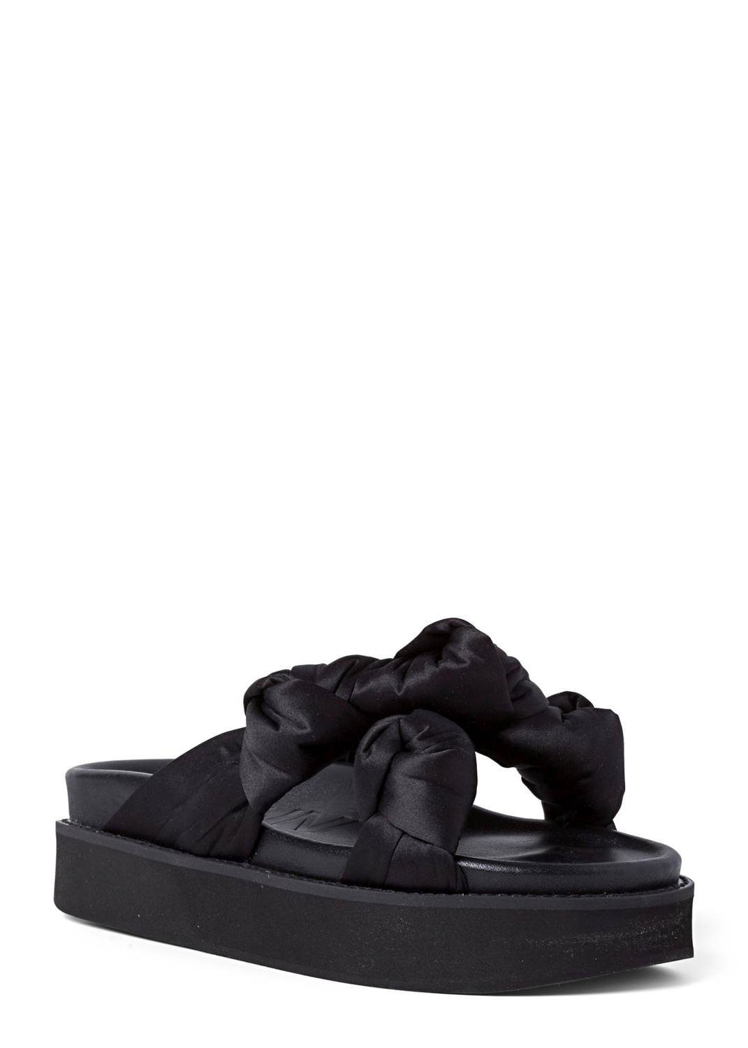 Mid Knotted Sandal image number 1