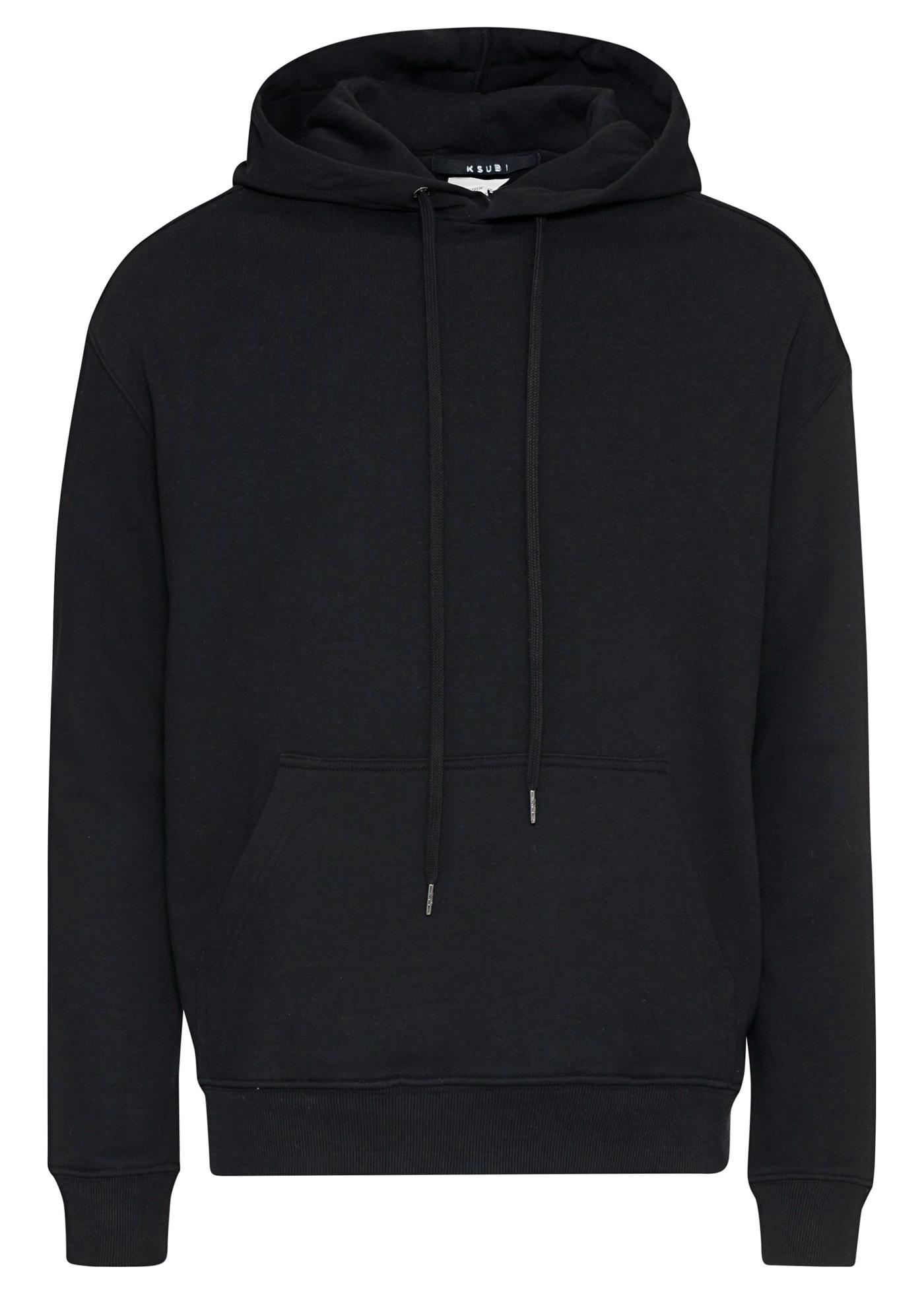 kross biggie hoodie jet black image number 0
