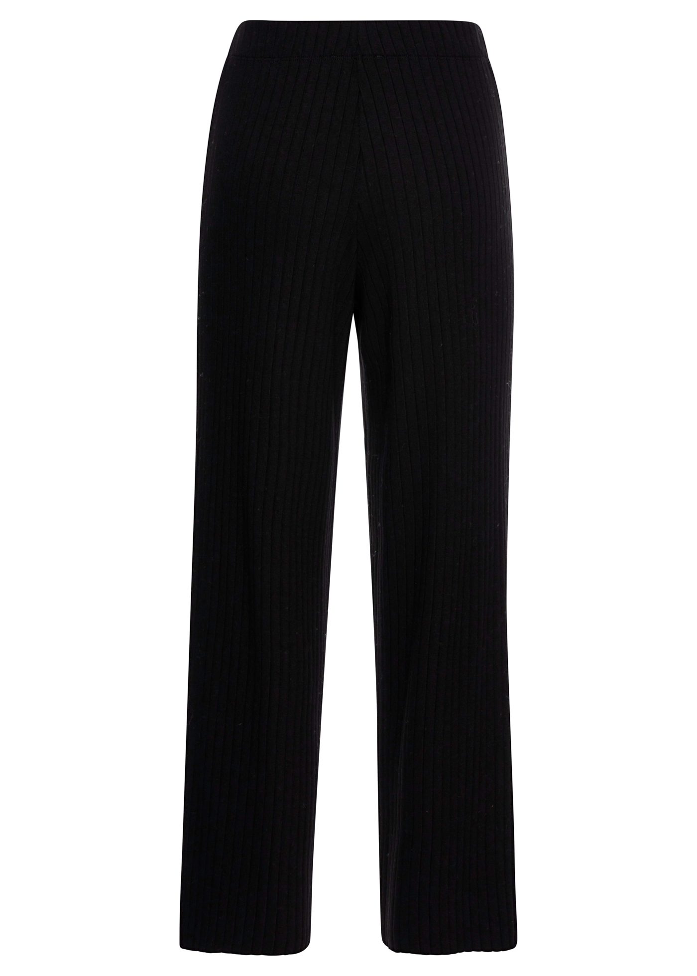 RIBBED CROPPED PANT / RIBBED CROPPED PANT image number 1