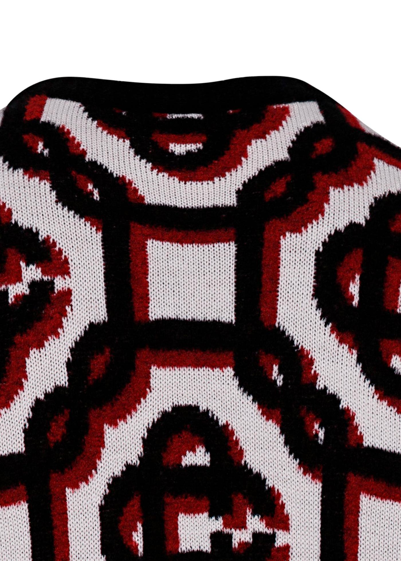 3D Monogram Sweater image number 3