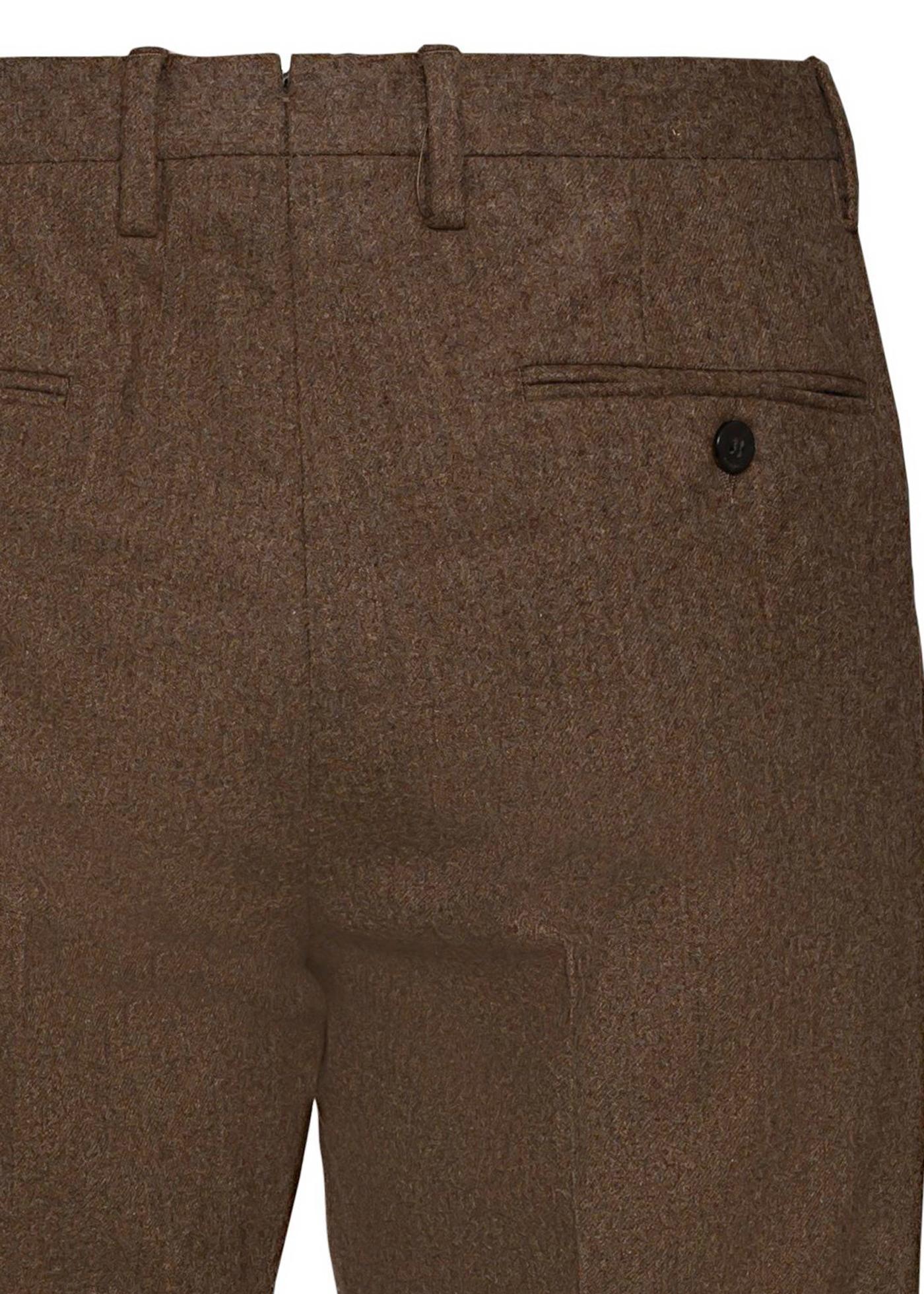 Wool Melange Pants image number 3
