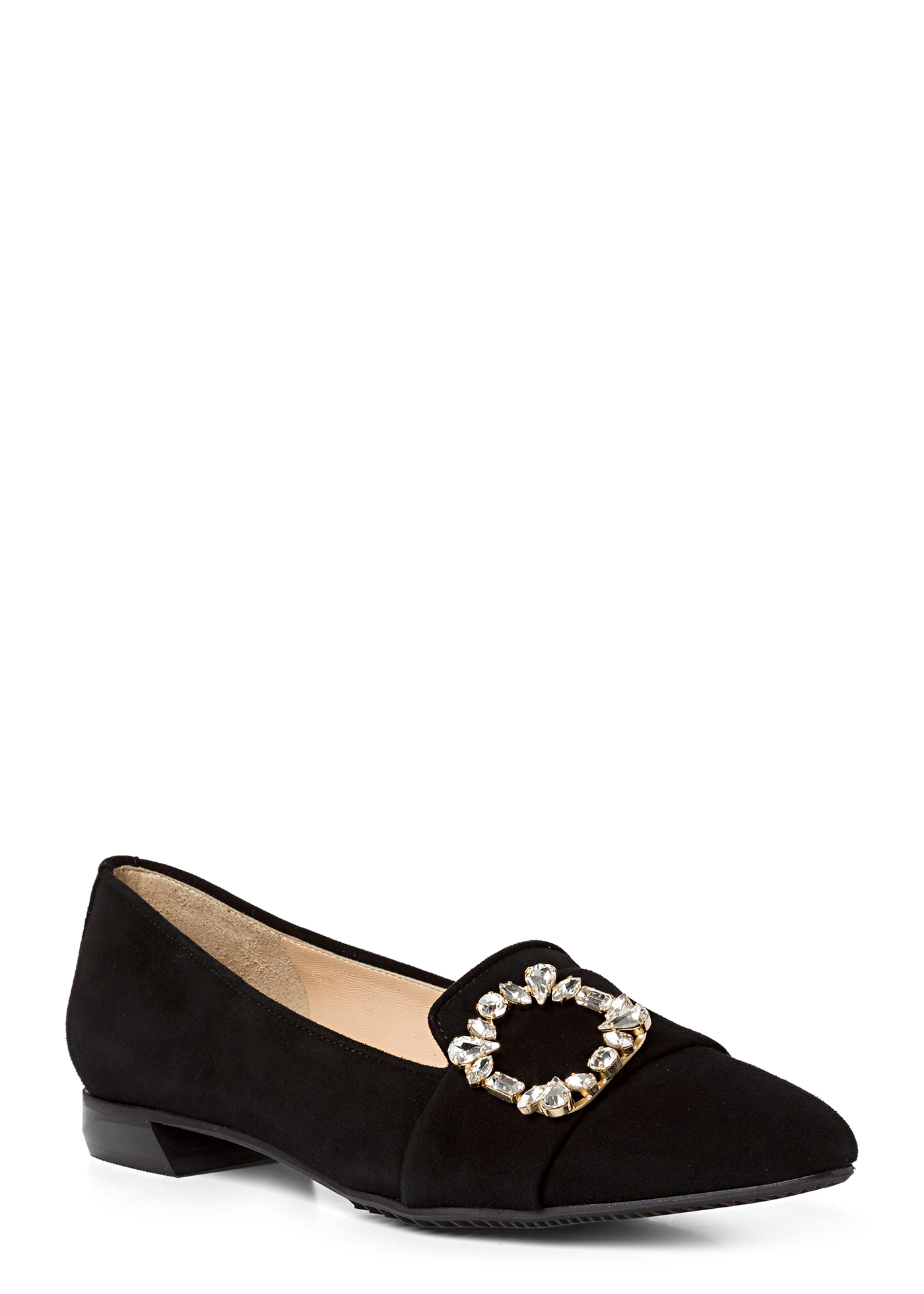 LOAFER WITH METALLIC DETAIL image number 1
