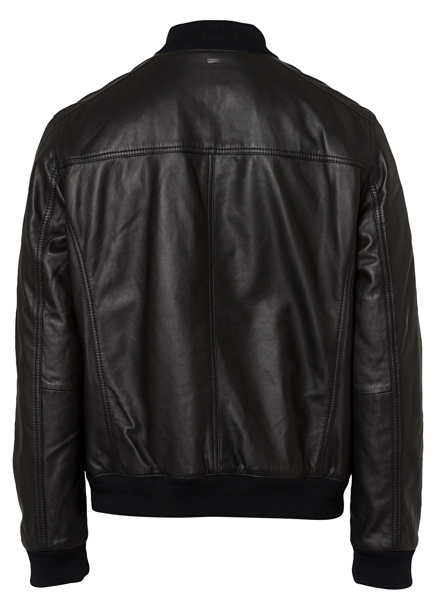 leather jacket Lavello L image number 1