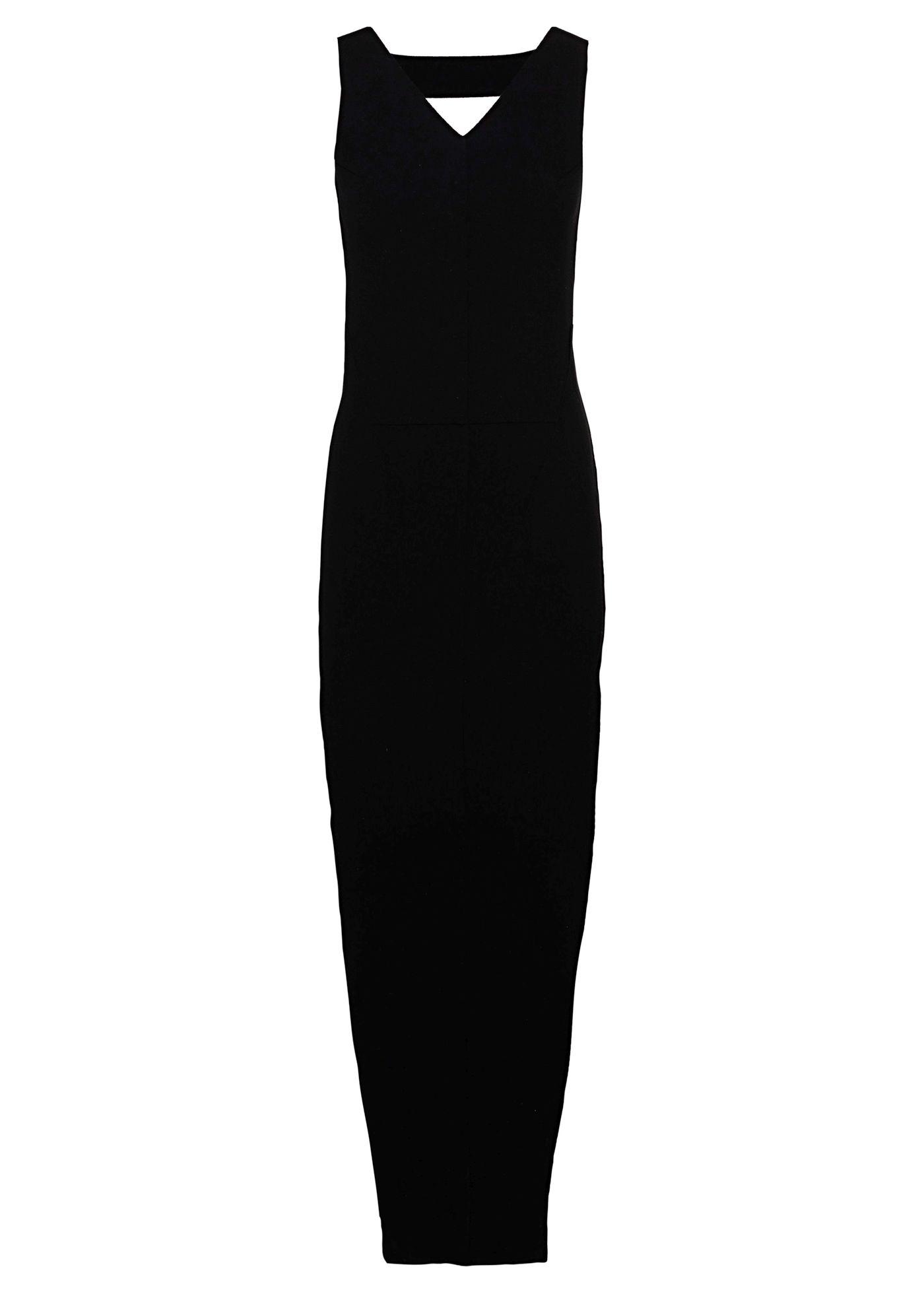 ABITO IN MAGLIA - V DRESS image number 0