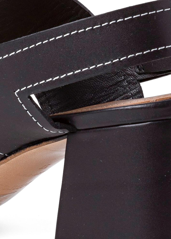 Odina Sandale Block Absatz 55mm image number 3