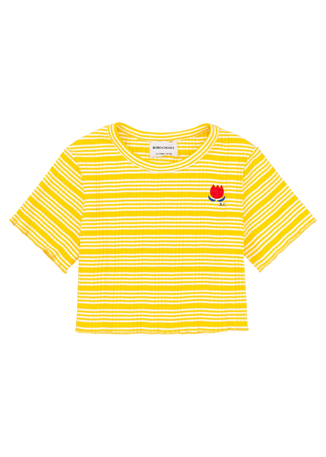 Flower Embroidery Shirt image number 0