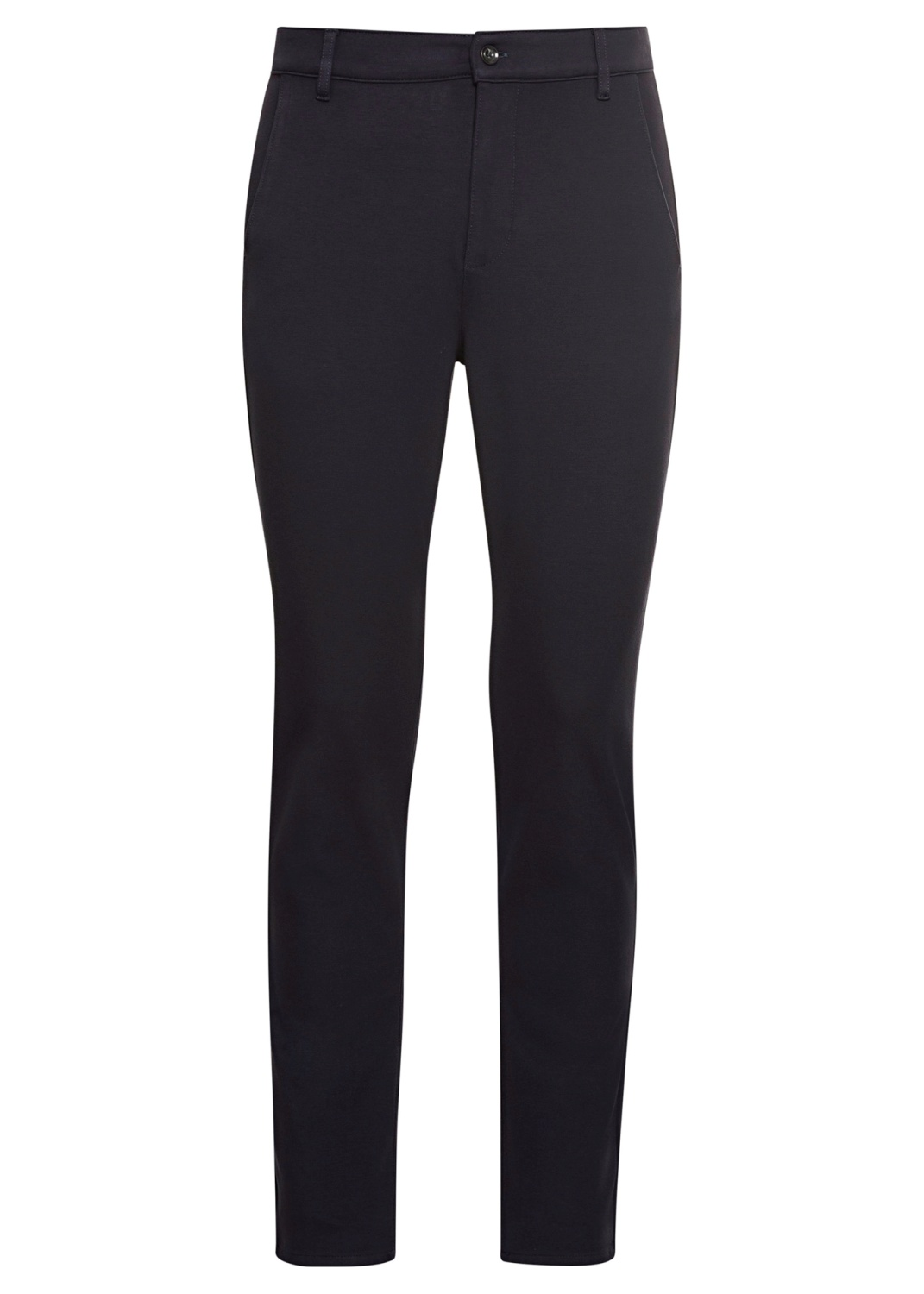 TRAVEL CHINO Double Knit  Navy image number 0