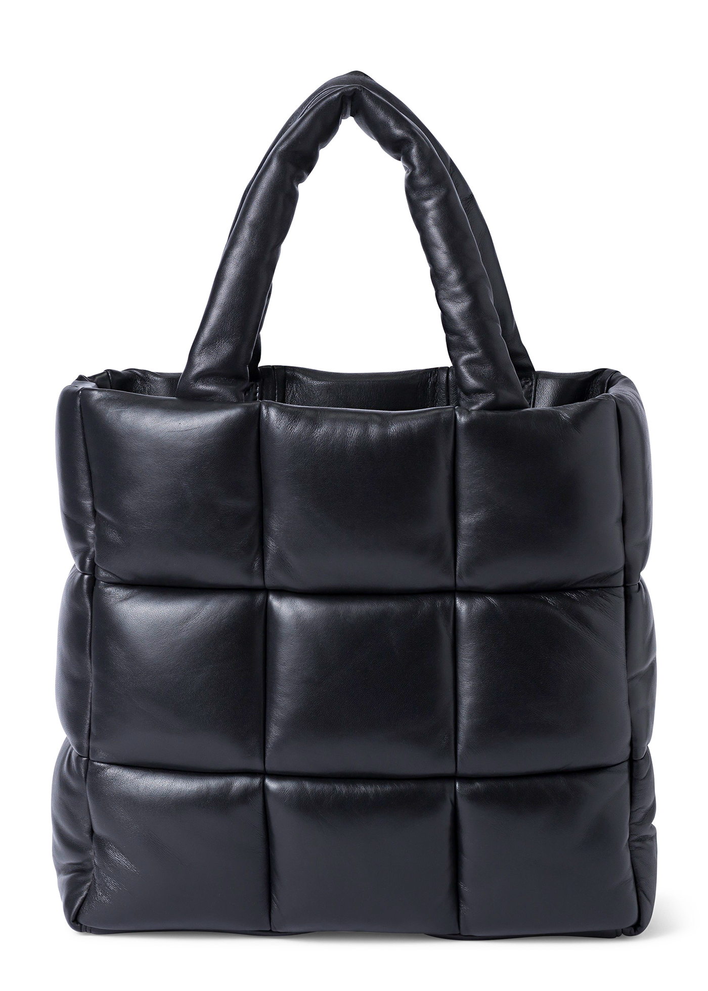 Assante Puffy Leather Bag image number 0