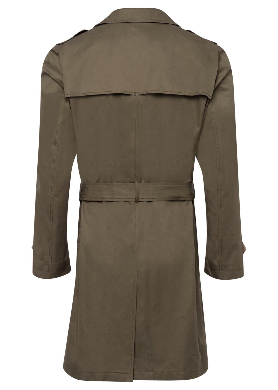 Men's Woven Raincoat image number 1