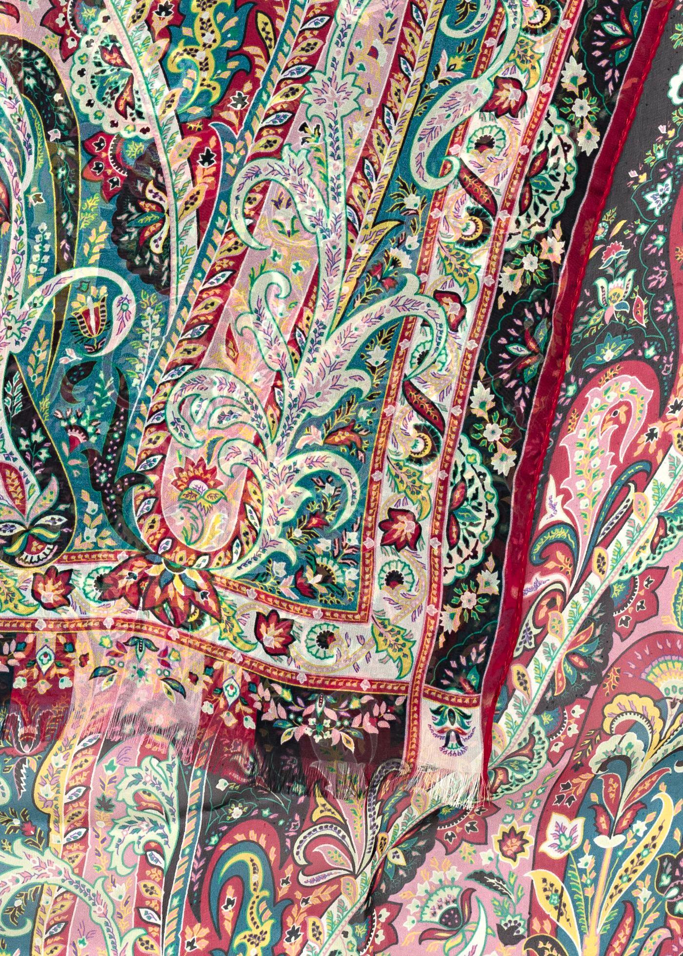 SCIARPA CALCUTTA FEDRA 44X138 image number 1