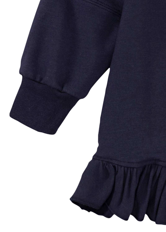 LS ML Sweat Dress image number 3