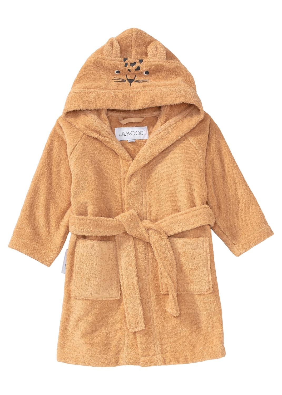 Lily bathrobe image number 0