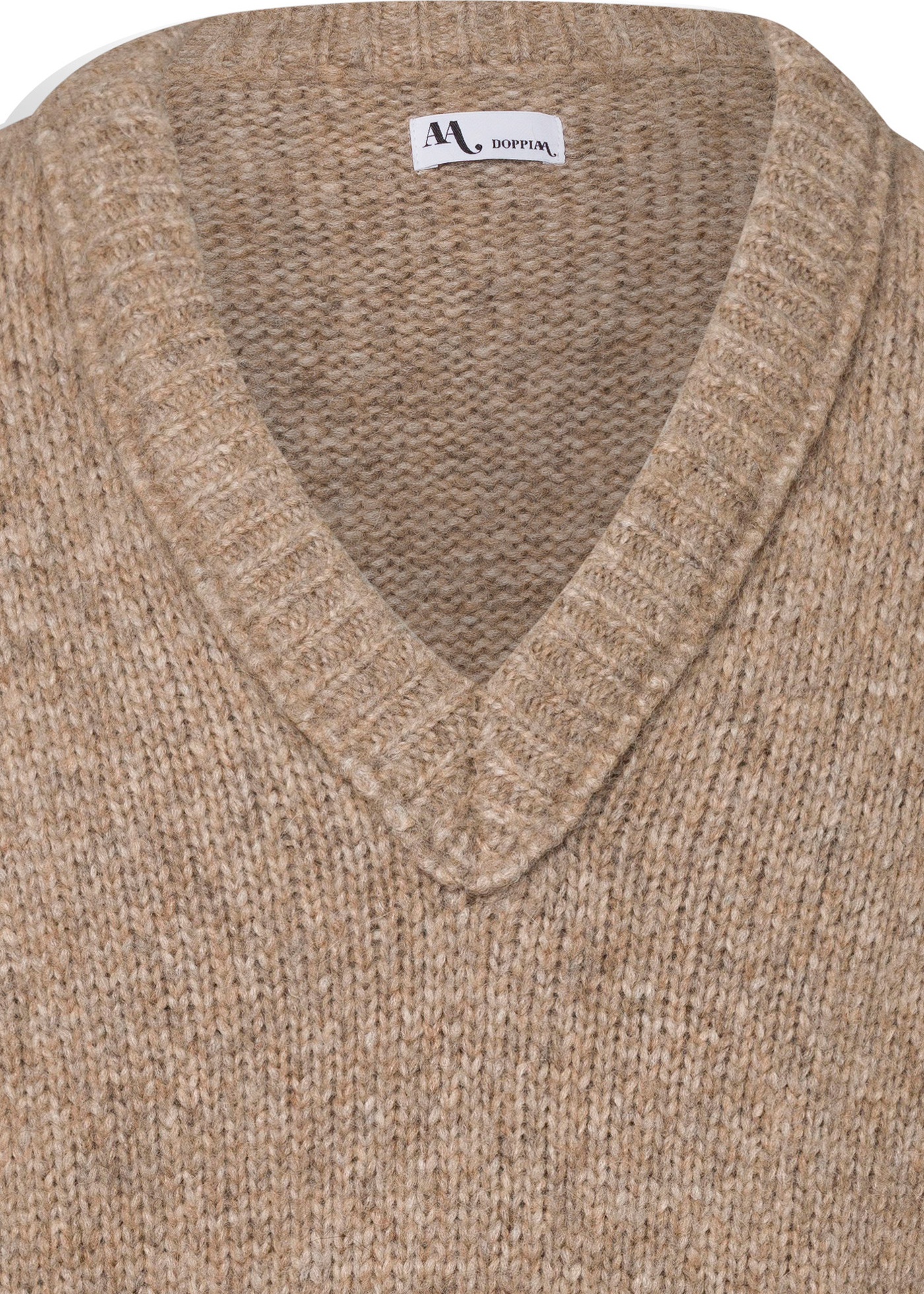 ROUND-NECKED SWEATER image number 2