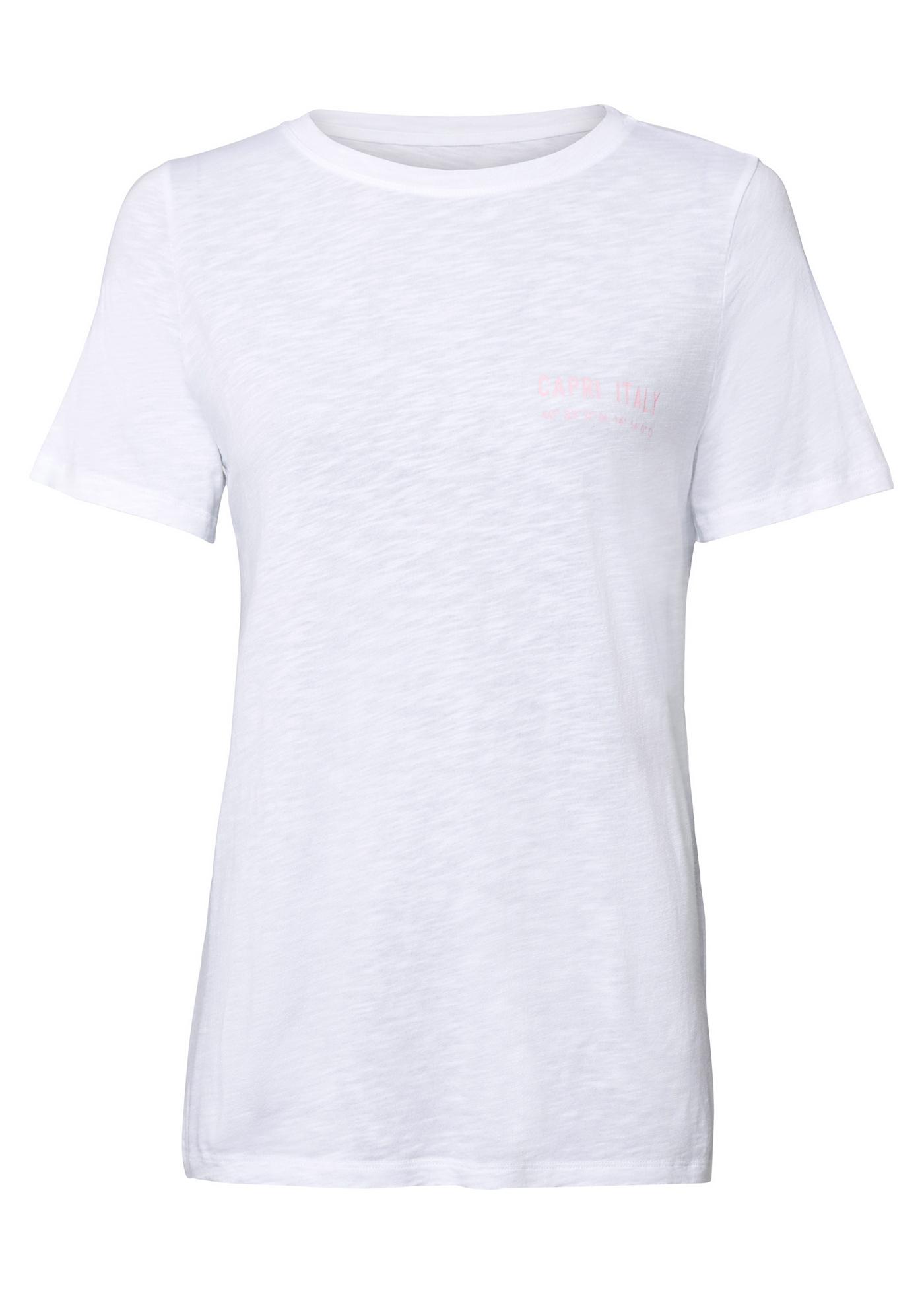 "CO Slub Shirt ""Capri image number 0"