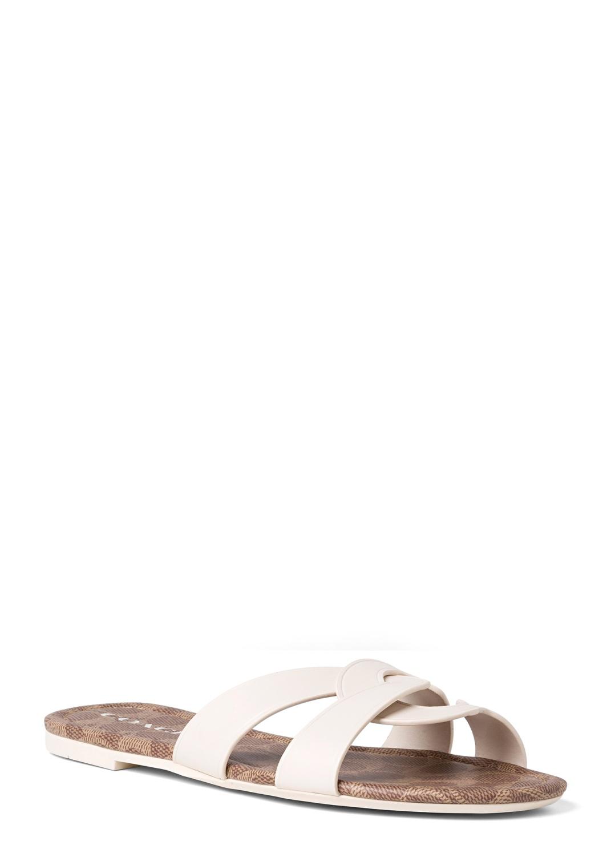 Essie Leather Sandal Slide image number 1