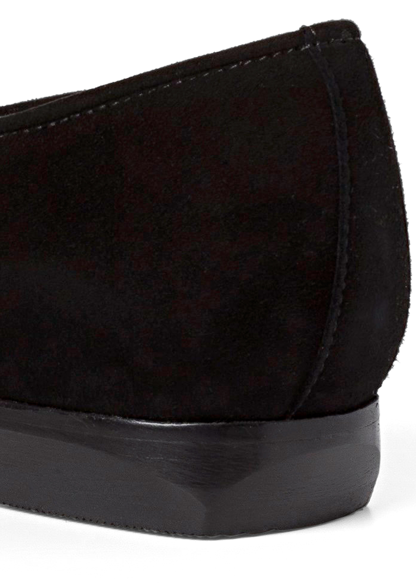LOAFER WITH METALLIC DETAIL image number 3