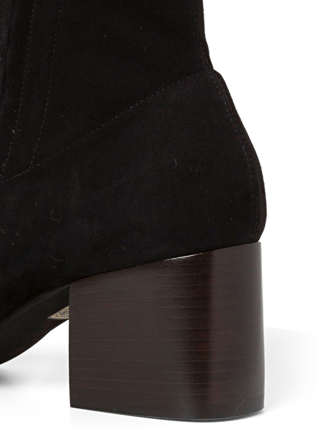 2_Bootie Suede 75mm image number 3