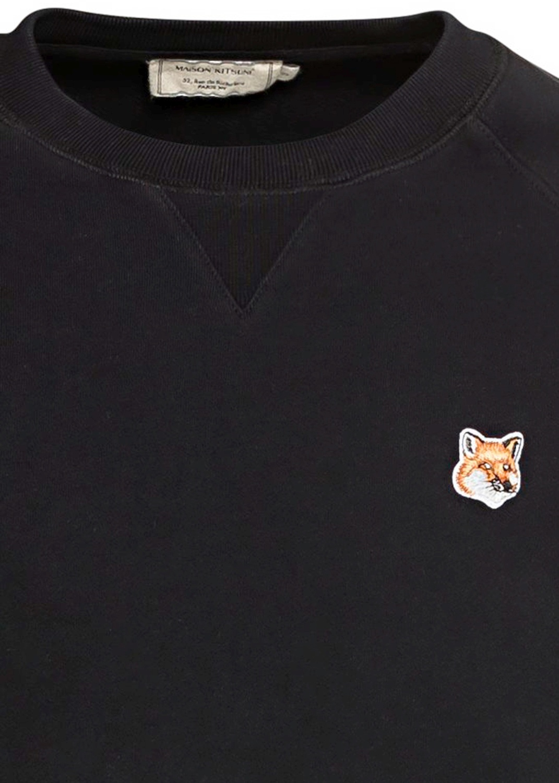 SWEATSHIRT FOX HEAD PATCH image number 2