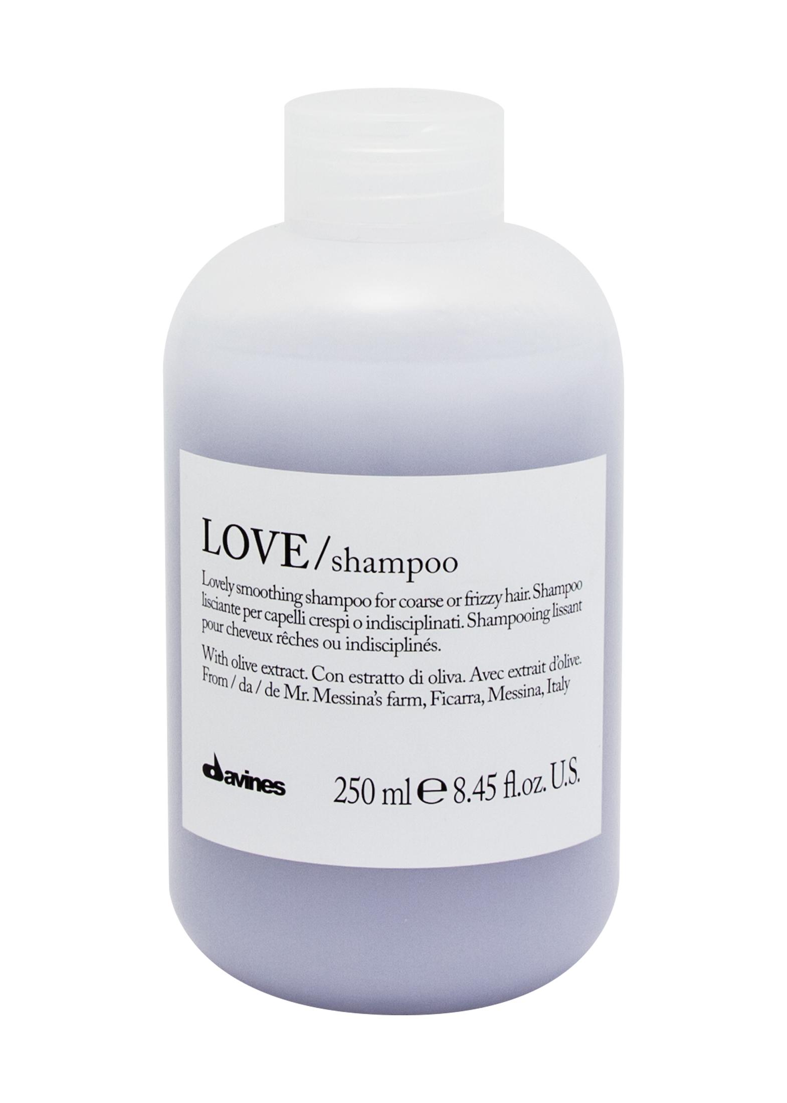 DEHC LOVE SMOOTH Shampoo 250ml image number 0