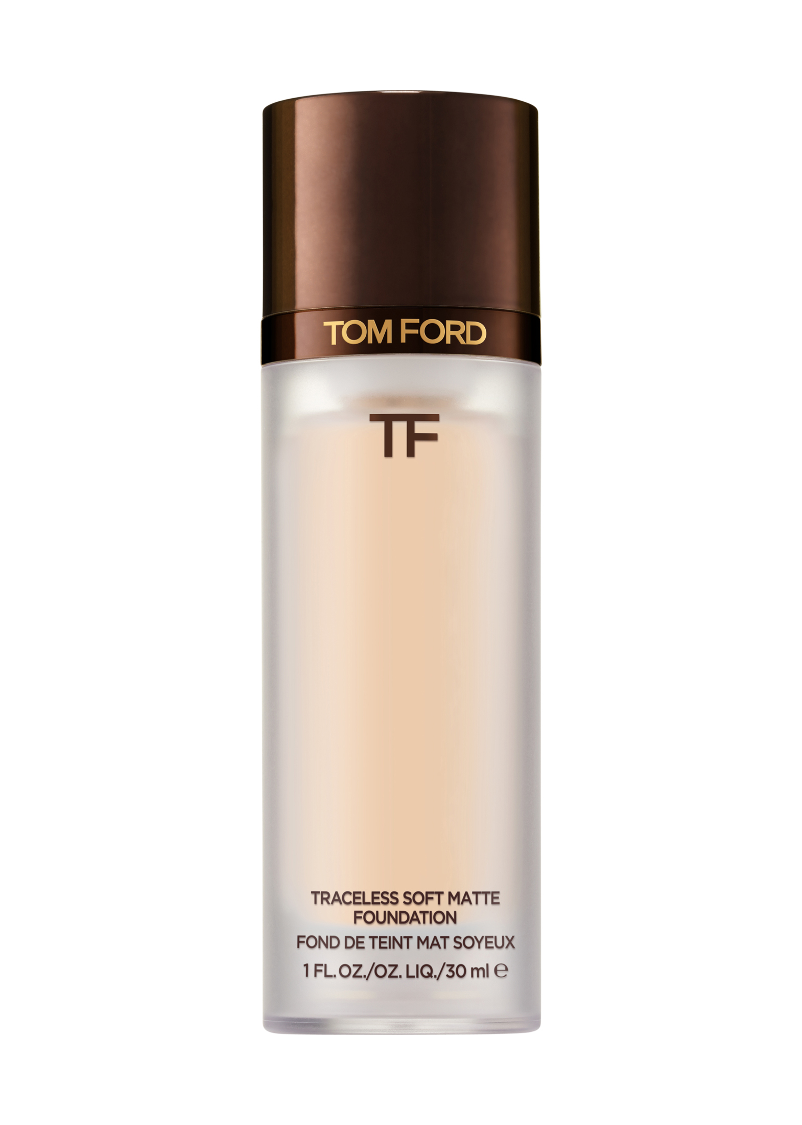 Traceless Soft Matte Foundation 30ml PEARL image number 0