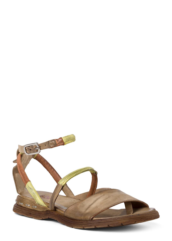 9_Mare Multicolor Flat Sandal image number 1