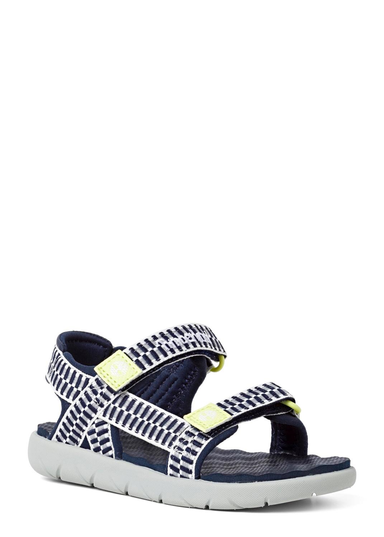 Perkins Row Webbing Sandal BLACK IRIS image number 1