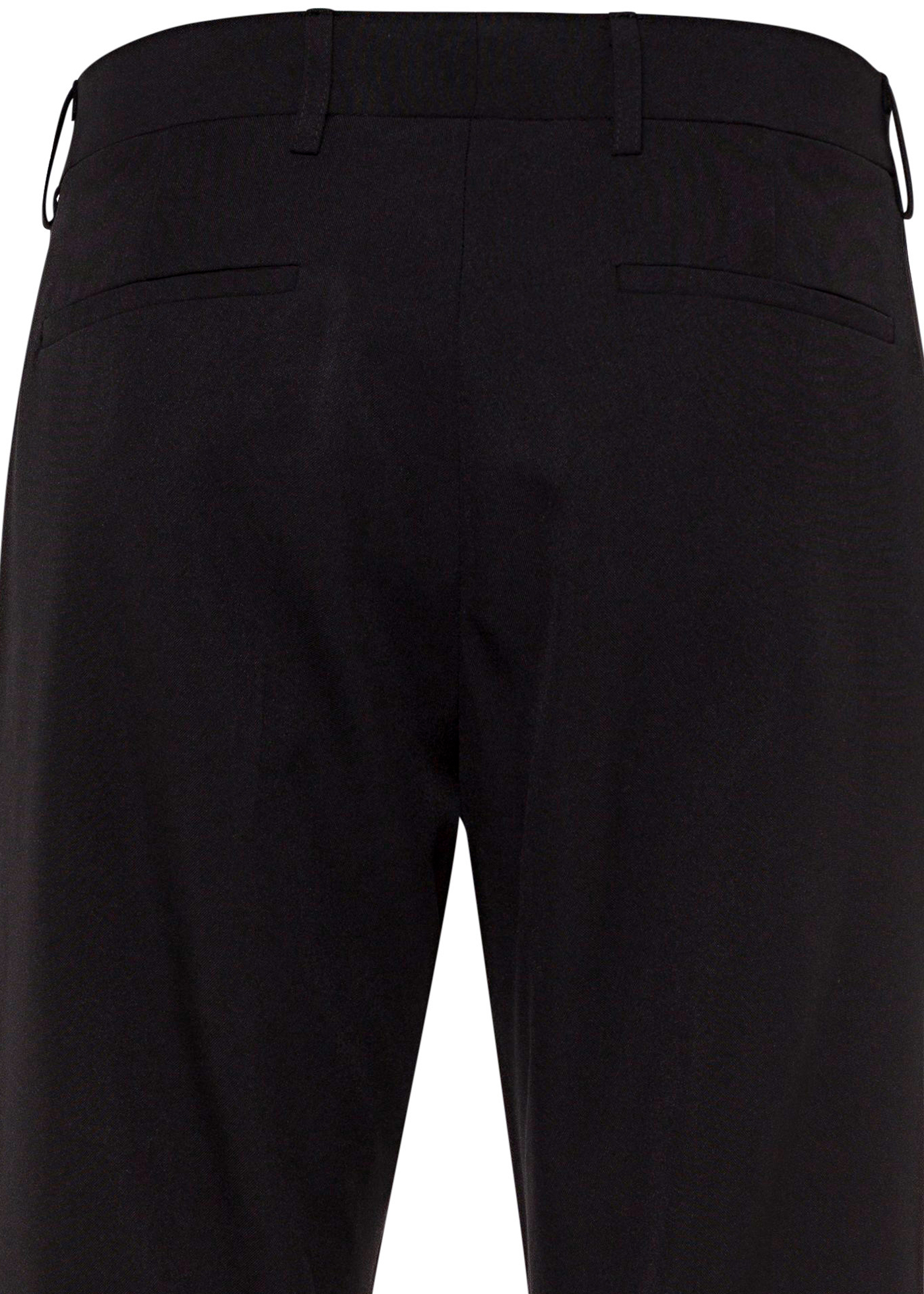 90'S NY BLACK TAILORED TROUSERS image number 3