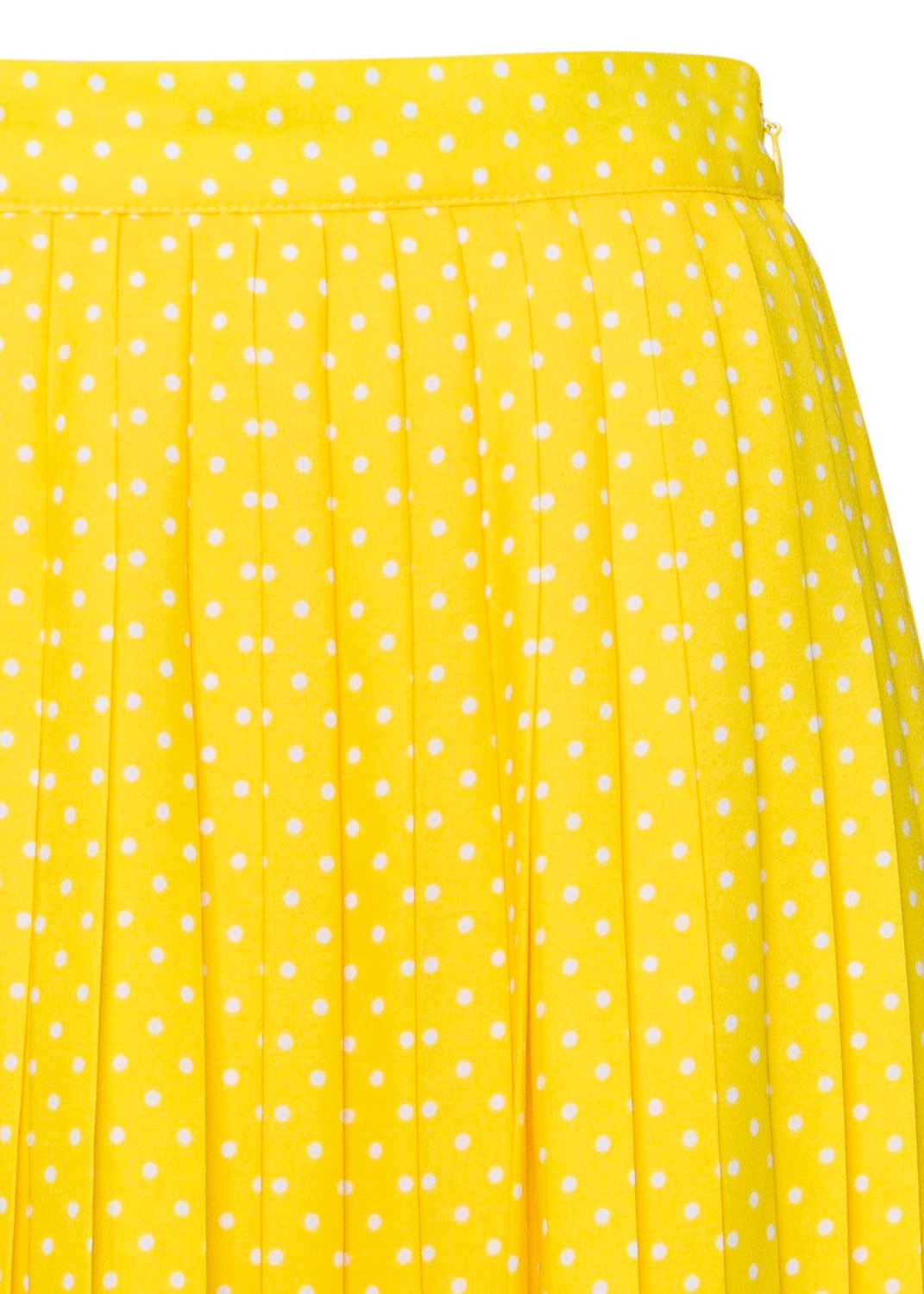 Short pleated skirt image number 3