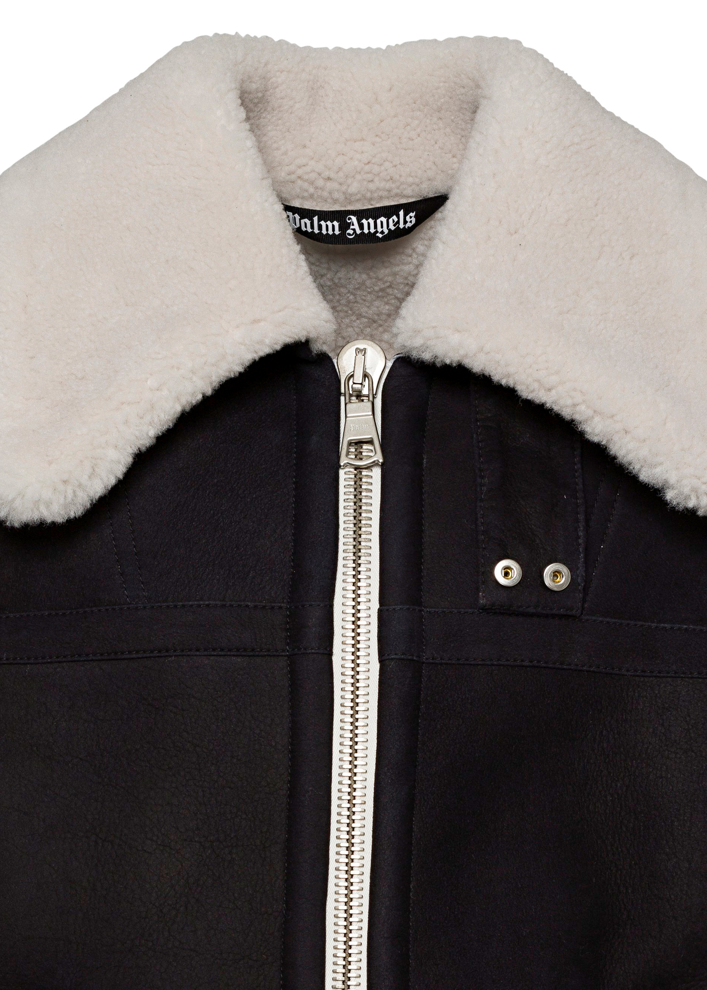 ARCHIVE SHEARLING JACKET image number 2