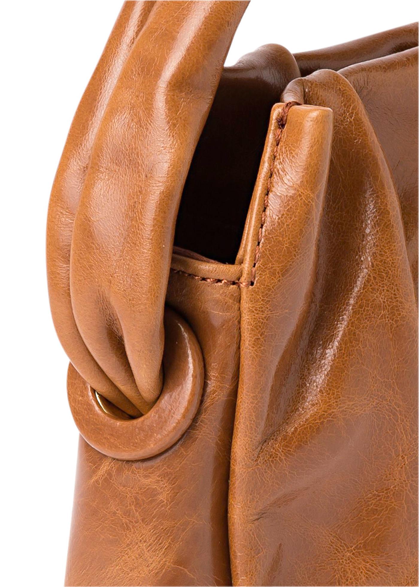 Long Vague Vintage Leather image number 2