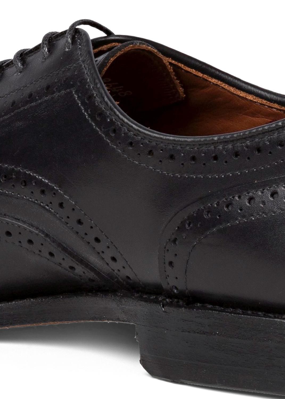 9648 E Black He-Schuhe DL 15/1 image number 3