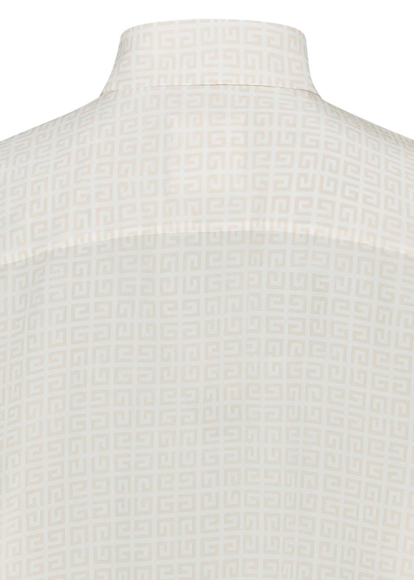 CLASSIC SHIRT WITH FRONT ZIP image number 3